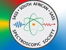 SA Spectroscopic Soc logo